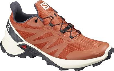SALOMON Shoes Supercross Burnt, Zapatillas de Running para Hombre ...