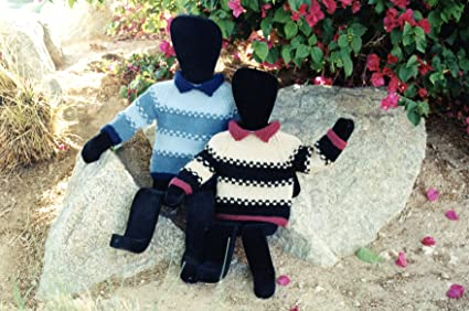 0b6e97b0610 Amazon.com  Michele Wyman s Checkerboard Baby Sweater Knitting ...