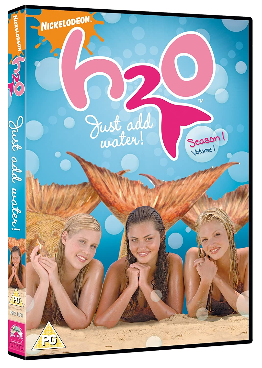 h2o just add water season 1 volume 1 dvd amazon co uk