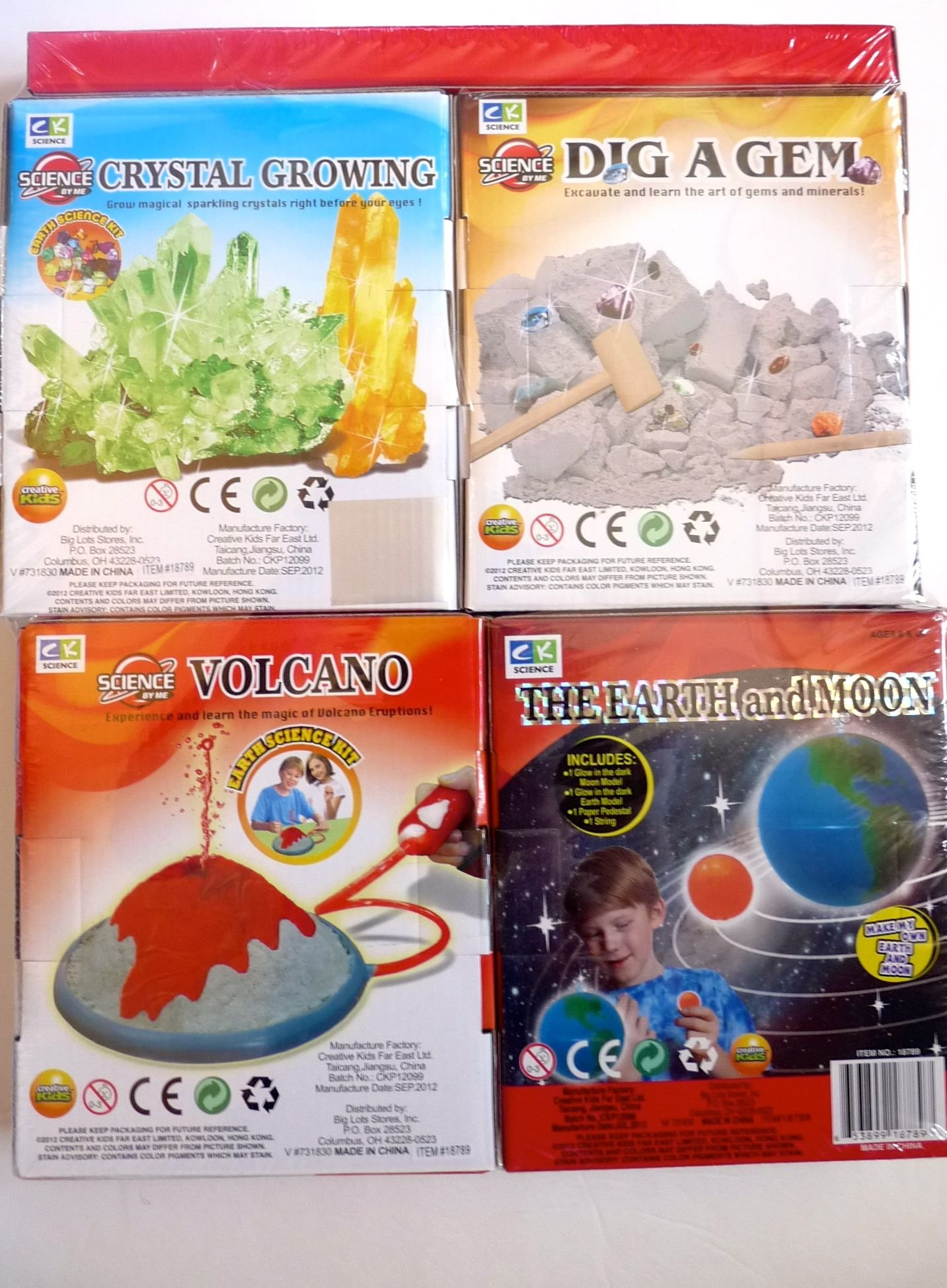 Science Mega Pack