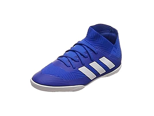 buy popular 337f3 9faf3 adidas Nemeziz Tango 18.3 in J, Scarpe da Calcetto Indoor Bambino,  Multicolore Placen