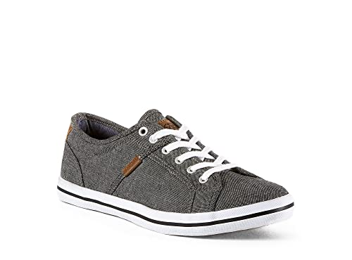b7d981ca933bd HELLAGOOD Womens Skate Shoes - Casual & Comfortable - Fashion Sneakers Made  from Textile Fabric - Perfect for Spring Summer Fall
