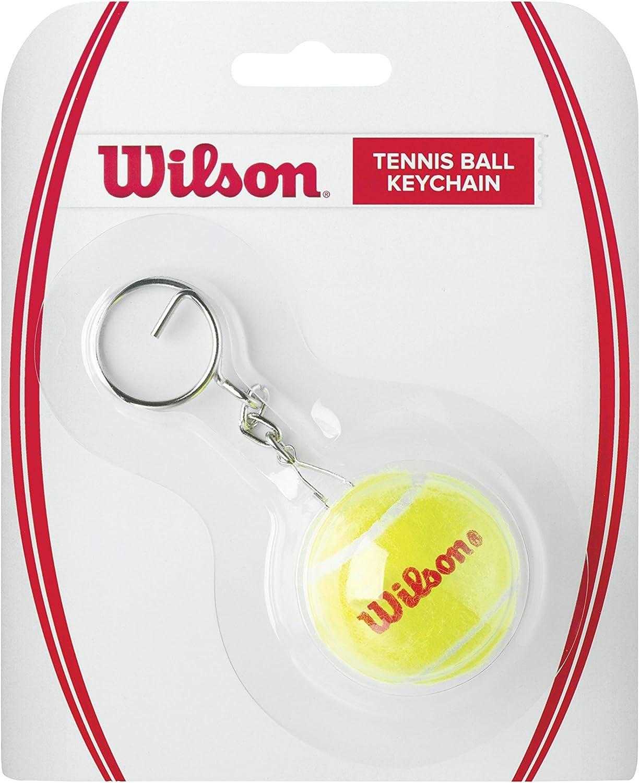 Wilson Mini Llavero de Pelota de Tenis: Amazon.es: Deportes y aire ...