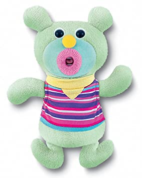 Fisher Price The Sing-A-Ma-Jigs - Peluche con sonido, color