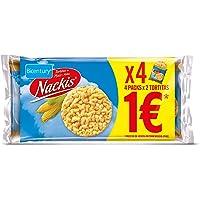 Bicentury Tortitas Maíz Nackis - 60 g