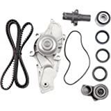 Amazon eccpp20l g4gf engine timing belt kit water pump kit eccpp new timing belt water pump kit fits 2003 2012 honda accord pilot odyssey ridgeline sciox Images