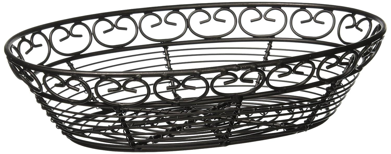 9 Oval Basket Tablecraft BK27409 Mediterranean Series
