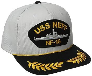 Neff USS - Gorra Blanco Talla:Talla única: Amazon.es: Deportes y aire libre