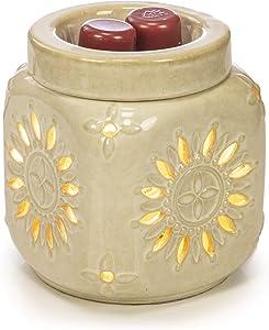 VP Home Ceramic Fragrance Warmer (Floral Sun)