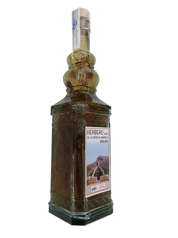 Herbero - Licor Tradicional de Hierbas Aromáticas.: Amazon.es: Alimentación y bebidas