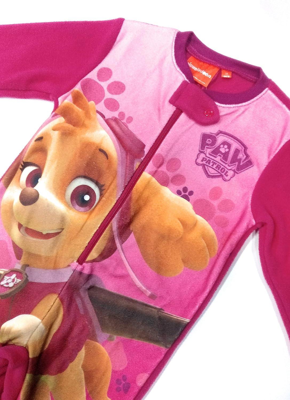 Pijama Patrulla Canina - Pelele Paw Patrol Skye Fucsia: Amazon.es: Ropa y accesorios