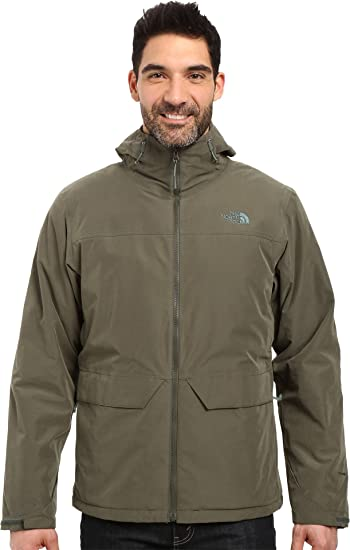The North Face Men s Canyonlands Triclimate Jacket Climbing Ivy Green (Prior  Season) Small 517725eaf