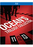 Ocean'S Trilogy Collection: (Ocean'S Eleven (4 Blu-Ray) [Edizione: Stati Uniti]