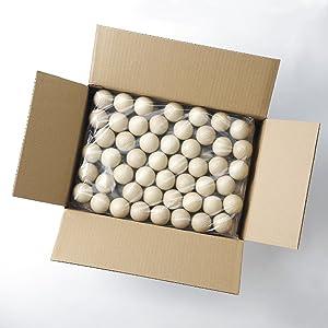 100 ECOBIOBALL, eco-Friendly Golf Ball for Marine environments.