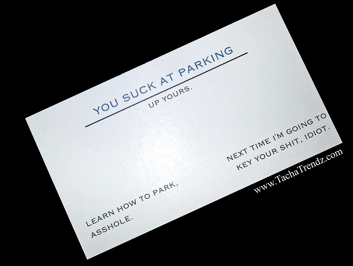 Famous Offensive Business Cards Gallery - Business Card Ideas ...