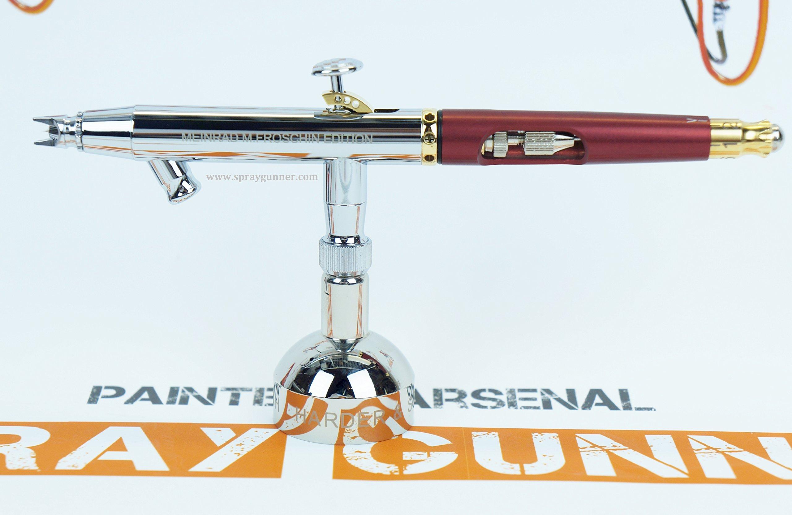 Aerógrafo Harder & Steenbeck Infinity X CR Plus 0.15mm 12...