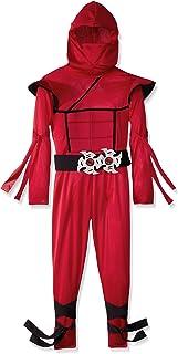 California Costumes Stealth Ninja Child Costume Medium  sc 1 st  Amazon.com & Amazon.com: Halloween Concepts Childu0027s Red Ninja Costume with ...