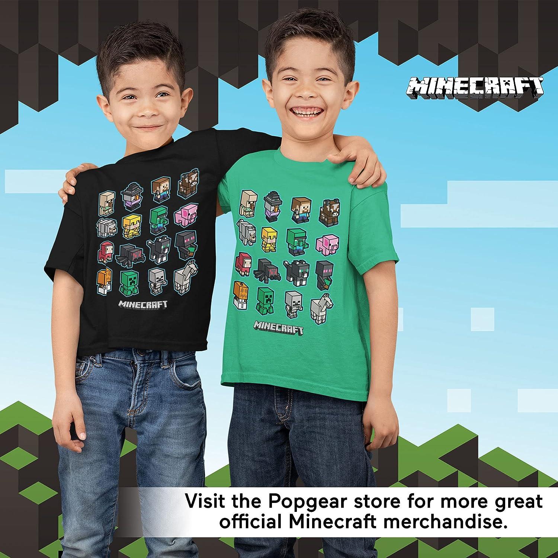Minecraft Mini Mobs Garçons T-shirtMerchandise officiel