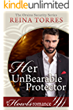 Her UnBearable Protector (Paranormal Bearshifter Romance) Howls Romance (Orsino Security Book 1)