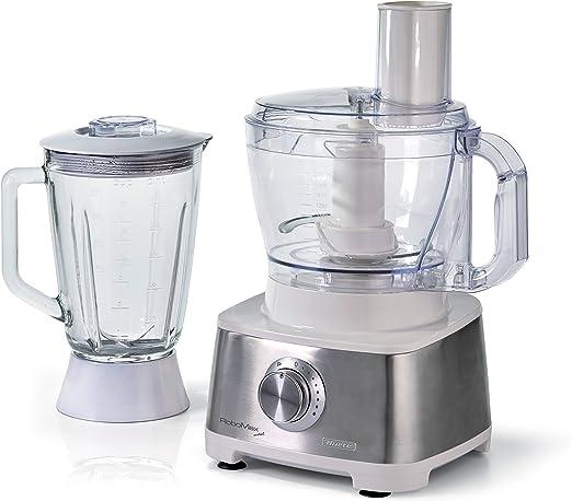Ariete robot de cocina robomax Metal 1783: Amazon.es: Hogar