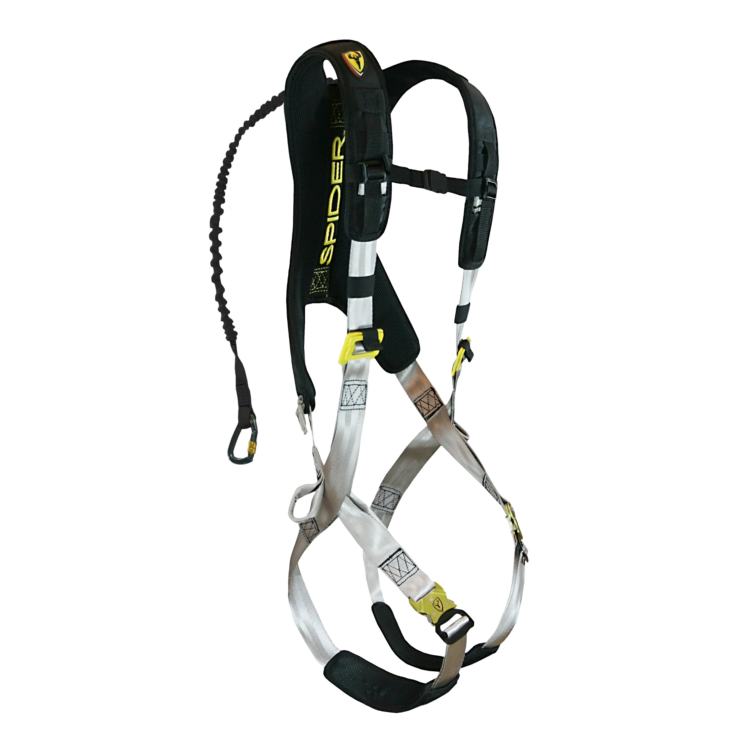 Robinson Outdoor Products Men's Speed Harness, Black/Grey, Small/Medium