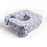My Brest Friend Twin Nursing Pillow Slipcover - Pillow not Included, Flowers
