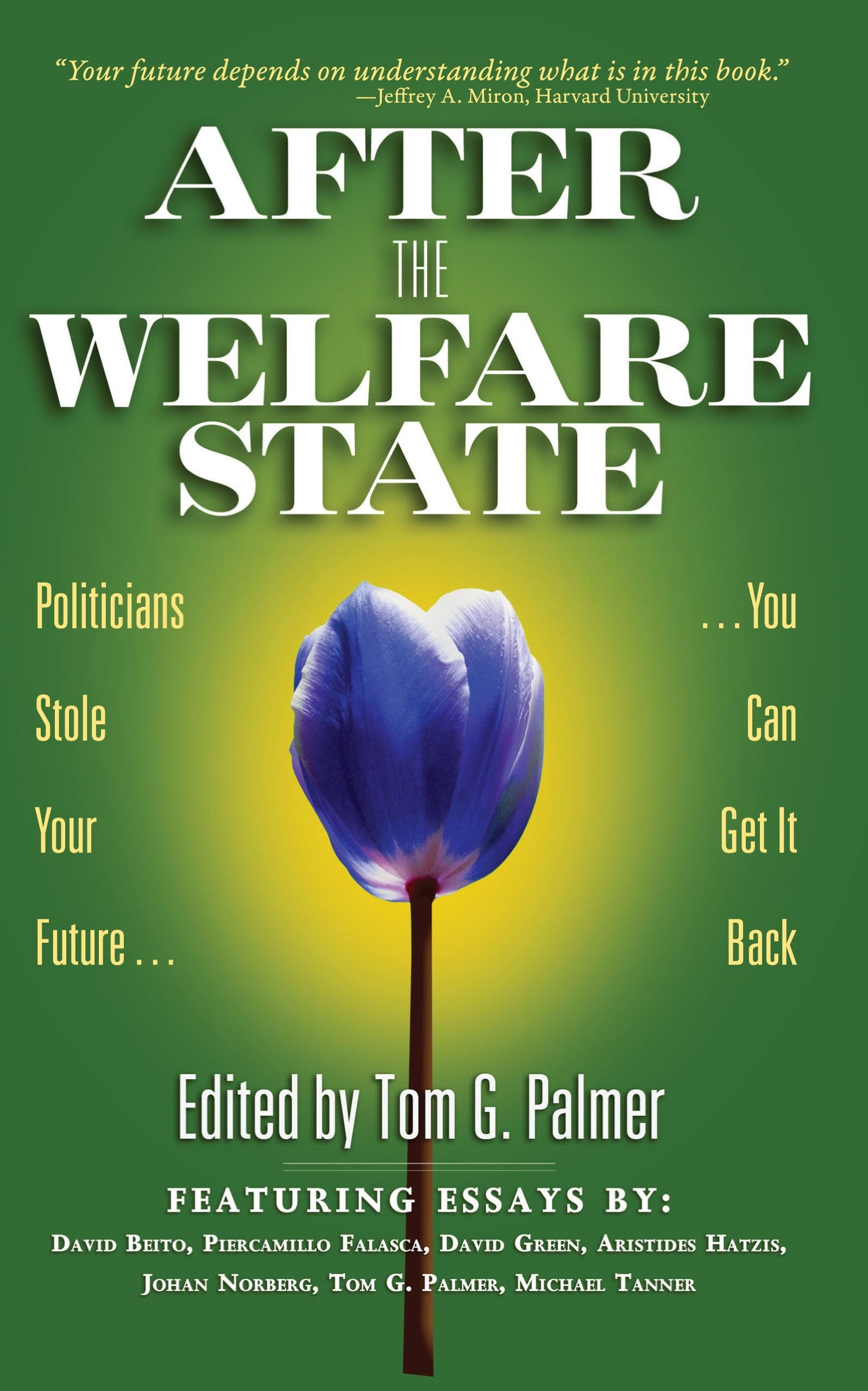 should welfare be abolished