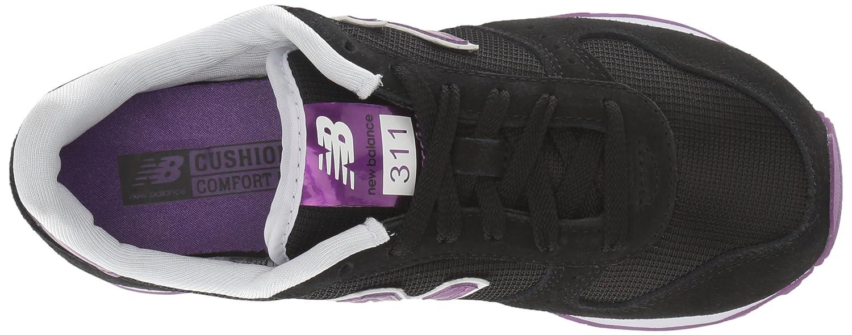 New Balance Women's 311v1 Sneaker B075R6VH65 12 D US|Black