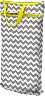 product image for Planet Wise Hanging Wet/Dry Bag - Gray Chevron