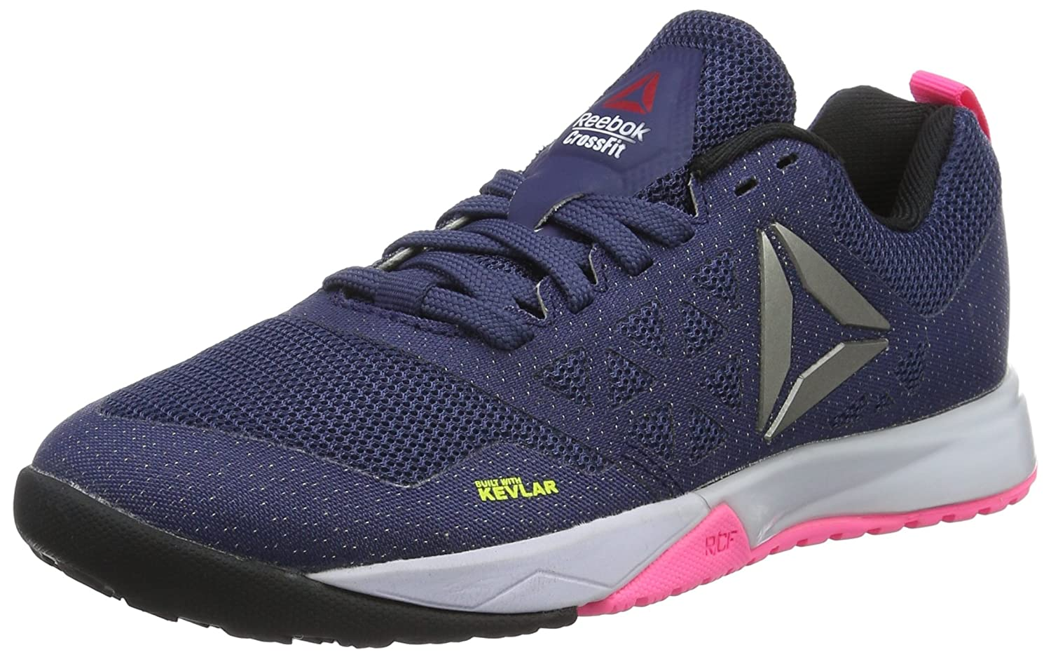reebok crossfit shoes blue. reebok women\u0027s crossfit nano 6.0 fitness shoes: amazon.co.uk: shoes \u0026 bags blue o