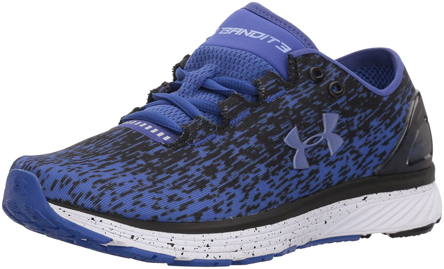 Under Armour Women's Charged Bandit 3 Ombre Sneaker B07144TLND 7.5 M US|Jupiter Blue (500)/Black