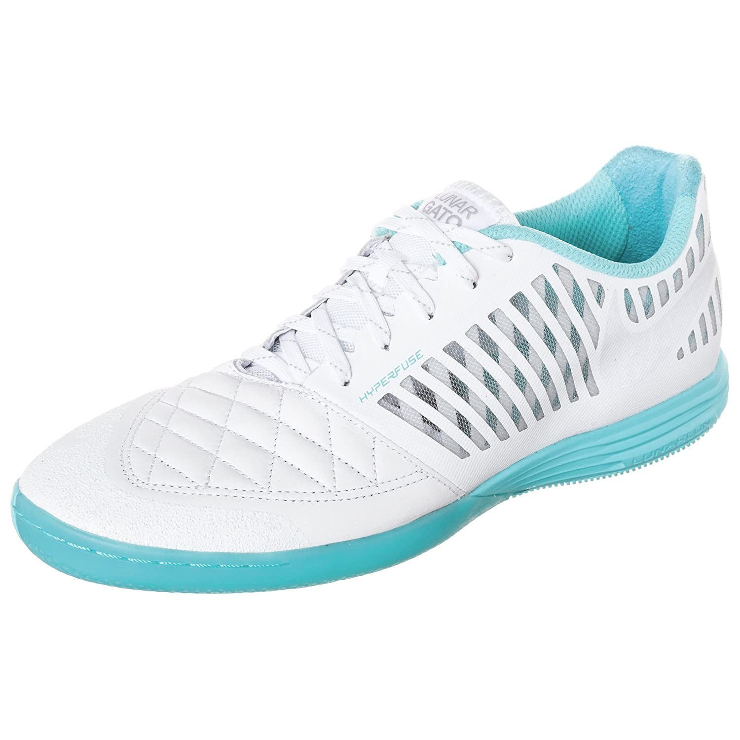 sports shoes 38add 69304 Amazon.com  nike FC247 lunargato II REF mens indoor football soccer shoe  trainers 631437 104  Sports   Outdoors