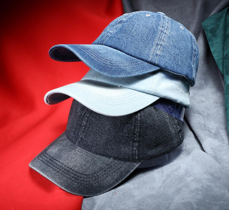 Couture Couleur Vintage R/églable Respirant Casquette Sport S/échage Rapide Chapeau de Course Hommes Femme Casquette de Baseball