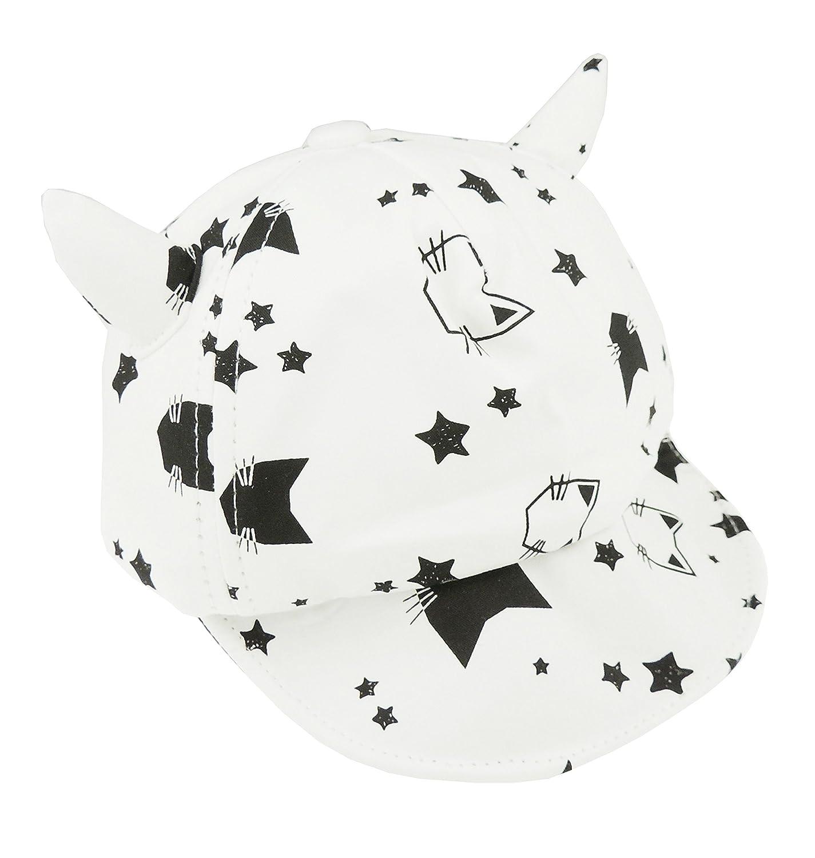 dise/ño de gato rosa rosa Talla:talla /única dise/ño de orejas de verano 15 meses 3 Sombrero de b/éisbol para beb/és y ni/ñas