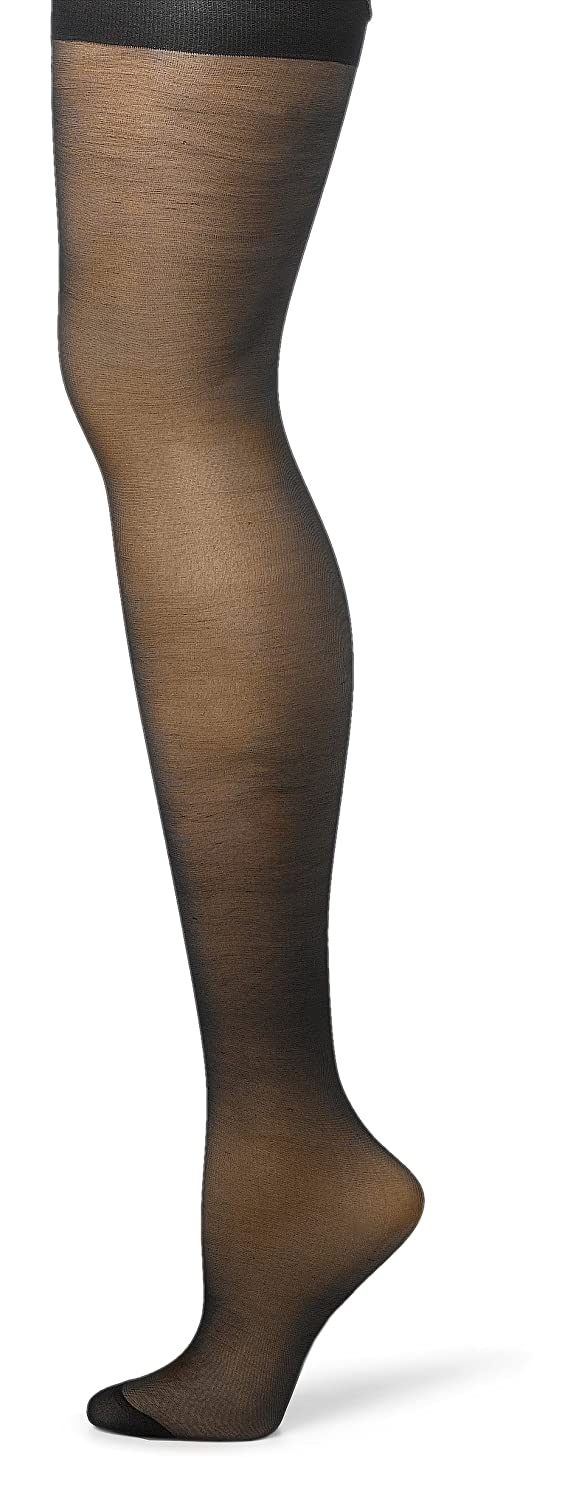 9ab0ecbbf Hanes Silk Reflections Women s Silky Sheer Hosiery (Pack of 3) at Amazon  Women s Clothing store  Pantyhose