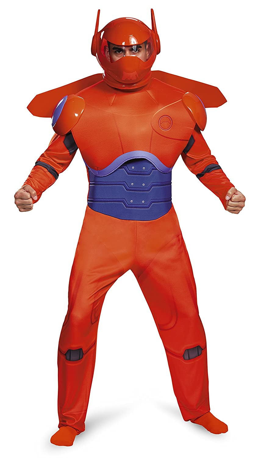 moda clasica XL Adult rojo Baymax Deluxe Fancy dress costume costume costume X-Large  comprar descuentos