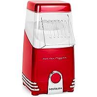 Nostalgia Electrics Hot Air Popcorn Maker, Red