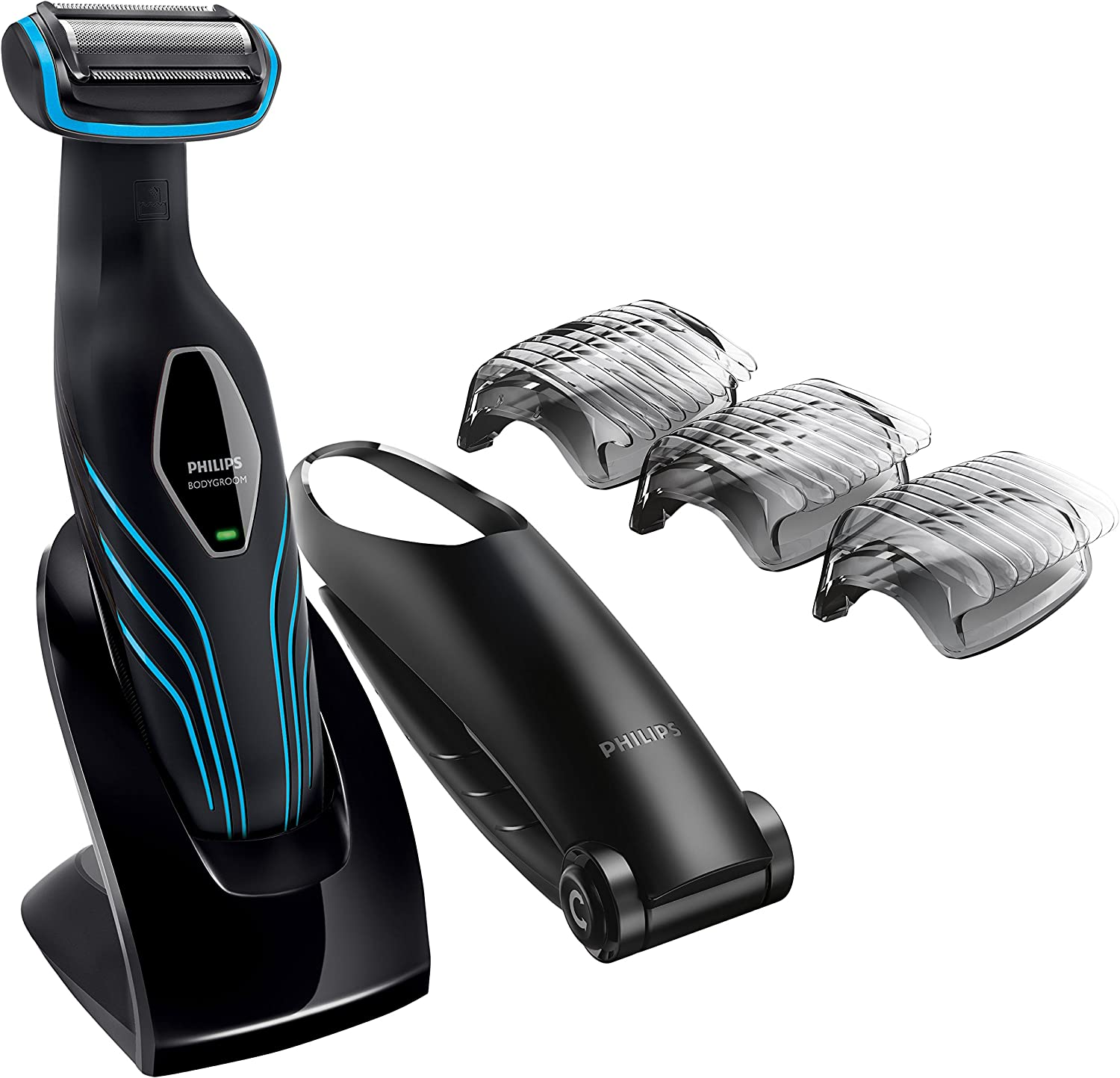 Philips BG2034 / 13 Series 5000 Rechargeable Mid Bodygroomer Kit ...
