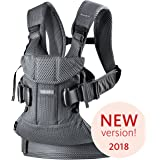 BabyBjörn 3D Mesh Baby Carrier, Anthracite
