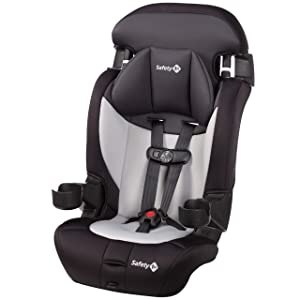 Safety 1st Grand Booster Car Seat, Black Sparrow, One Size (BC149EZA)