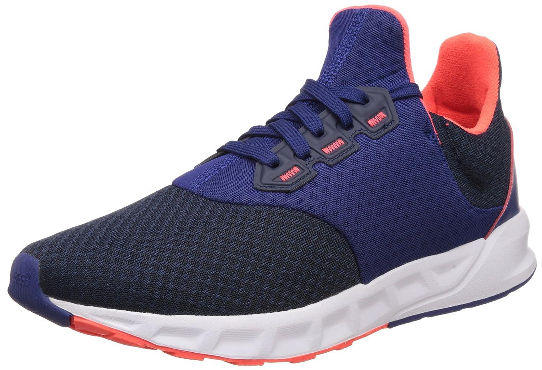 Adidas Falcon Elite 5 M, Zapatillas de Running para Hombre 41 1/3 EU Azul (Maruni / Rojsol / Tinuni)
