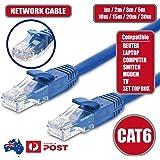 Premium Ethernet Network Cable LAN Router Patch Lead CAT6 RJ45 1m 2m 3m 5m 10m (5m)