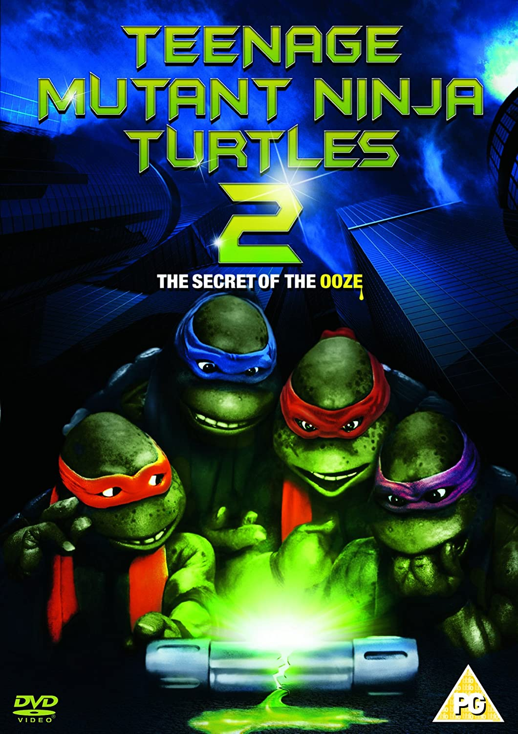 Teenage Mutant Ninja Turtles 2 - The Secret Of The Ooze ...