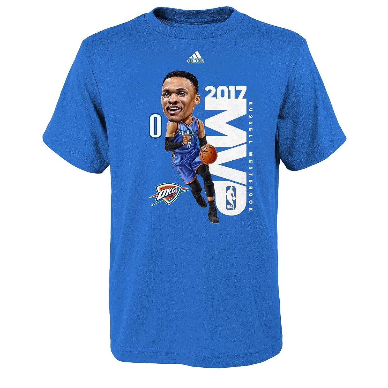 NBA por Outerstuff Teen-Boys Liga MVP Caricatura Camiseta de Manga ...