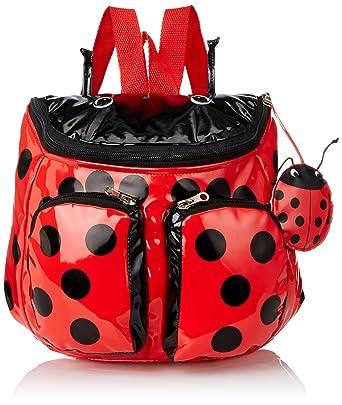 Amazon.com  Kidorable Ladybug Backpack 5872557755cb8
