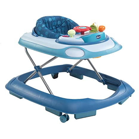 Chicco 07079028990000 Azul andador - Andadores (5 mes(es), Niño ...