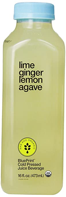 Blueprint yellow 2 ginger lime juice 16 oz amazon grocery blueprint yellow 2 ginger lime juice 16 oz malvernweather Choice Image