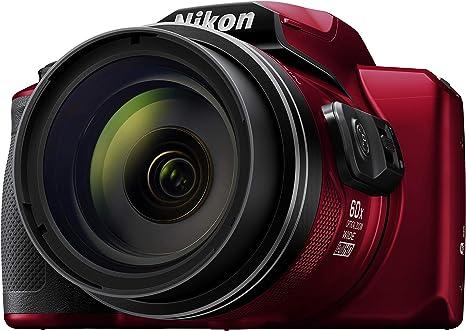 Nikon Coolpix B600 Rot Kamera
