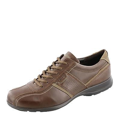 ECCO , Herren Sneaker Braun braun 39, Braun braun Größe