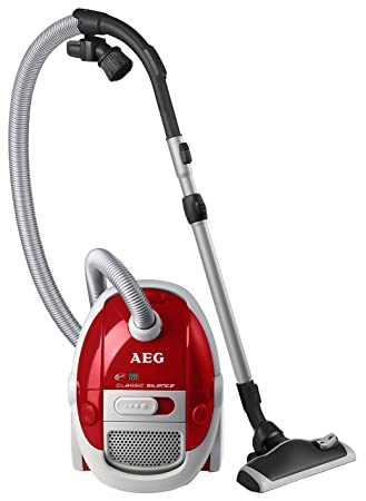 AEG Acsparkett Aspirador con bolsa silencioso y compacto y ...